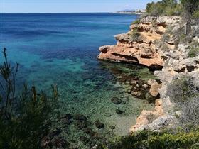 2. Cova del Llop Marí (Ruta del GR-92)