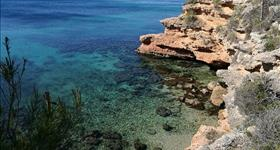 Пещера Морского Волка (Cova del Llop Marí)