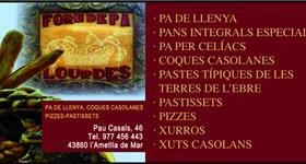Хлебный магазин-Fleca Lourdes