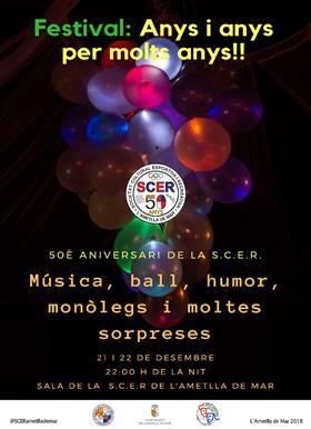 Festival: Anys i anys per molts anys!!