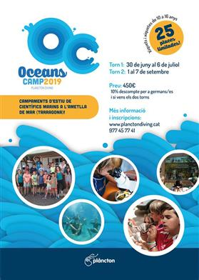 Oceans Camp, Summer camps for budding marine scientists