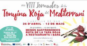 Jornades Gastronòmiques de la Tonyina (Del 26 d'abril al 12 de Maig 2019)