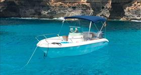 Rent license boat - Enjoy Calafat