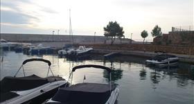 Спортивный порт Sant Jordi