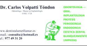 Carlos Alberto Volpatti - Zahnarztpraxis