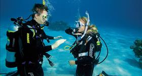 Open Water PADI Diving Course - Ametlla Diving