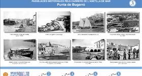 3. Punta de bugarró (Ruta histórica por l'Ametlla de Mar)