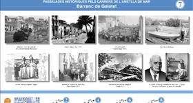 6. Calle Llibertat (Ruta histórica de l'Ametlla de Mar)