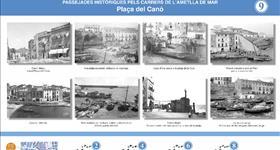 8. Plaza del Barco (Ruta històrica de l'Ametlla de Mar)