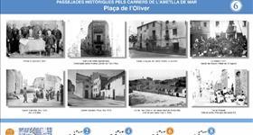 9. Plaza del Canó (Ruta histórica de l'Ametlla de Mar)