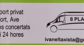 Taxi Ivan