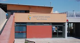 Бар спорткомплекса La Cala