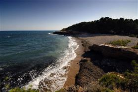 Пляж- Playa de Port Olivet
