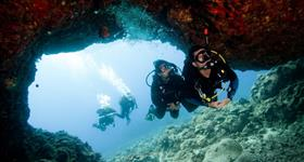 1. Cala Llobeta (Ruta Submarina)
