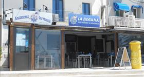 LA BOCANA-Ресторан