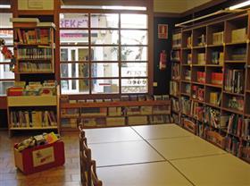 "Biblioteca Municipal ""Doctor Frias"""