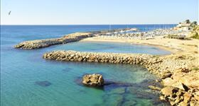 Пляж-Playa de Calafat