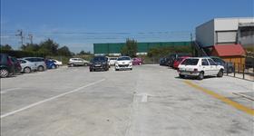 Zona d'aparcament de les Escoles