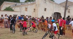 Diada de la Bicicleta al Mas Platé ( 1 de maig)