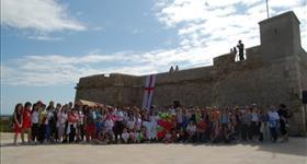 Diada de Sant Jordi al Castell (5 de maig)