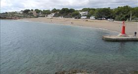 7. Playa del Estany