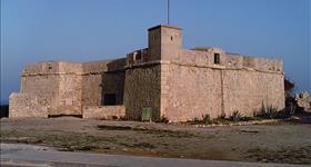 chateau de Sant Jordi d'Alfama