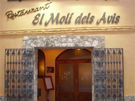 "Restaurant ""El Molí dels avis"""