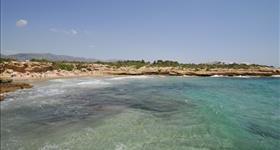 Cala Vidre- Стеклянная бухта