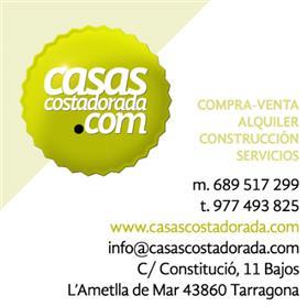 Casas Costa Dorada