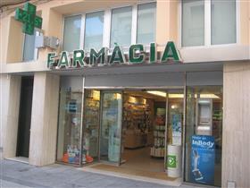 Farmàcia J. Pedrola, R. Olivella