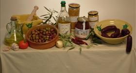 La miel et l'huile