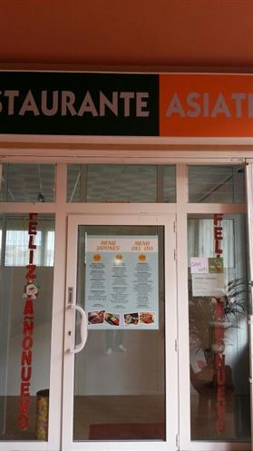 Restaurant asiàtic