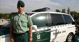 Guardia Civil - Polizei