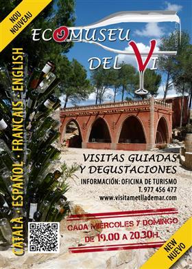 Visita Ecomuseo del Vino