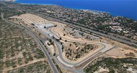 Circuit de Calafat.Гоночная трасса Калафат