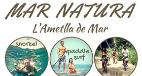 Activitats i lloguer de caiacs Mar Natura