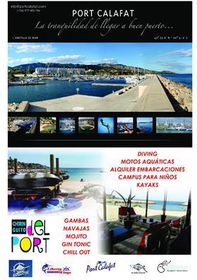 Port Esportiu de Calafat