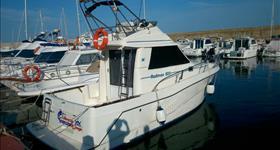 Lloguer d'embarcació per excursió i pesca - Liberty Wings
