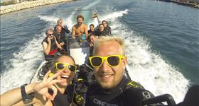 Sortida o excursió de busseig - Ametlla Diving (Centre de Busseig PADI Autorizado #24626)