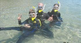 Experiència snorkel amb oceanògrafes - Plàncton Diving