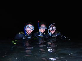 Snorkel nocturn - Plàncton Diving
