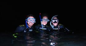 Snorkel by night - Plàncton Diving