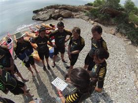 Biocaiac a l'Ametlla de Mar - Plàncton Diving