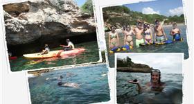 Llop Marí Cave route