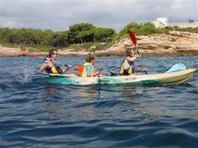 Activitat: Travessia de Sant Jordi - Mar Natura