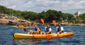 Location de kayacs - Mar Natura