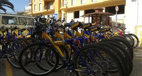 Bicycle rental - Mar Natura
