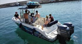 Location de bateaux Key Largo 25 - Top Fisher