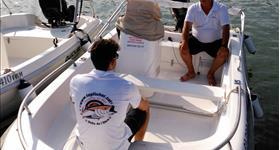 Lloguer embarcació Aquamar - Top Fisher
