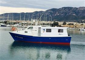 Arts Menors, tresmall - Pesca Turisme